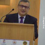 Conferința domnului Ovidiu Ghita-decanul Facultății de Istorie
