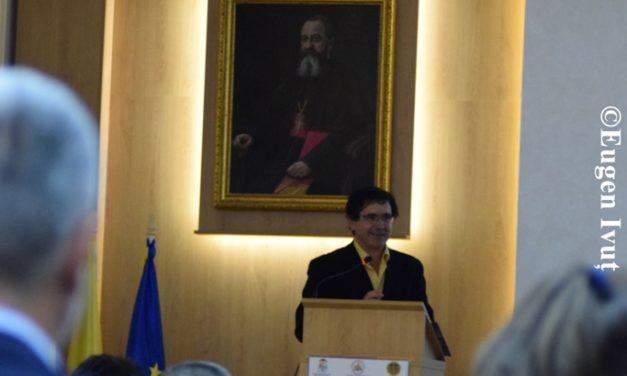 Cristian Bădiliţă, lansare de carte la Oradea
