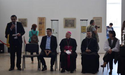 """Expoziția """"Valeriu Traian Frențiu – Episcopul de fier"""" la Reșița"""