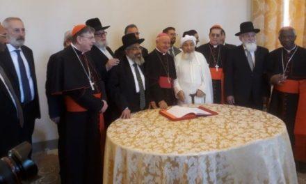 Declarație comună a religiilor monoteiste: eutanasia este moral greșită