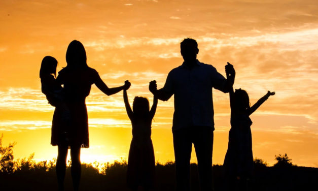 Exerciții spirituale pentru familii cu copii mici