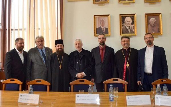 Inaugurarea Centrului de Studii Patristice din UBB
