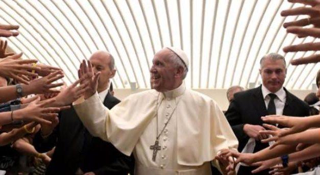 Biserica pentru Papa Francisc