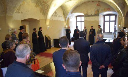 """Expoziţia """"Spiritualitate creştină la Dunărea de Jos"""""""