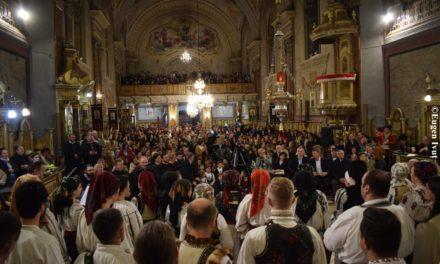 Grupul Icoane a concertat în Catedrala Sfântul Nicolae