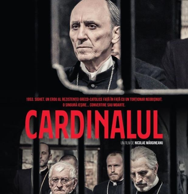 Filmul Cardinalul va fi proiectat joi la Oradea