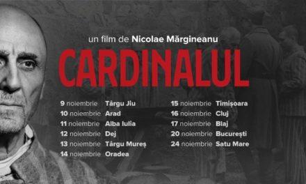 """Premiera la Oradea a filmului """"Cardinalul"""""""