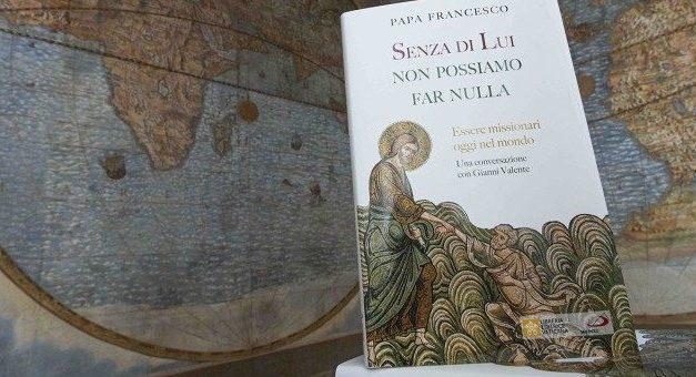 O nouă carte interviu cu Papa Francisc, la încheierea Lunii misionare extraordinare