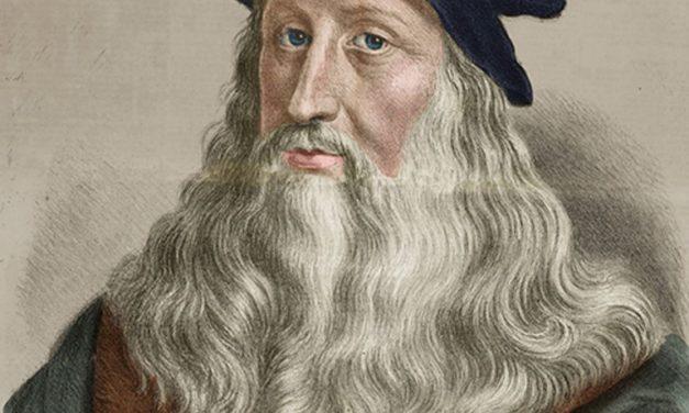 Leonardo da Vinci – 500 de ani de la sfârșitul vieții pământești