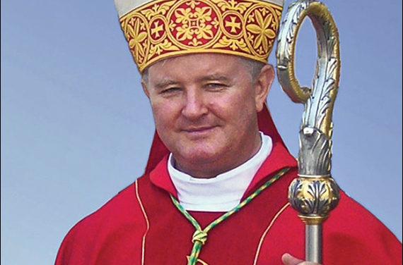 Papa Francisc l-a numit ca Arhiepiscop Mitropolit de București  pe Mons. Aurel Percă
