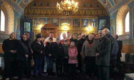 După 71 de ani în Biserica din Uileacu de Beiuș