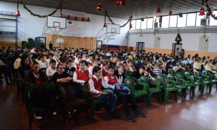 Concurs de creație literară la Liceul Don Orione