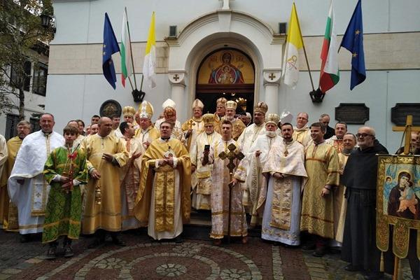"""Inaugurarea Eparhiei """"Sfântul Papă Ioan al XXIII-lea"""""""