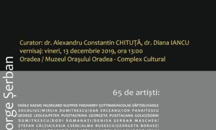 Expoziția 50 de ani de grafică românească 1970 – 2020