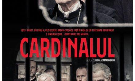 """Premiera filmului """"Cardinalul"""" la Șimleu"""