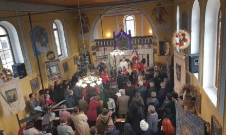 Sfânta sărbătoare a Crăciunului în Parohia Sititelec