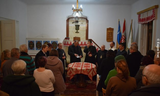 A PATRA ZI A DECADEI DE RUGĂCIUNE PENTRU UNITATEA CREŞTINILOR