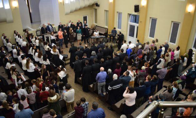 A CINCEA ZI A DECADEI DE RUGĂCIUNE PENTRU UNITATEA CREŞTINILOR
