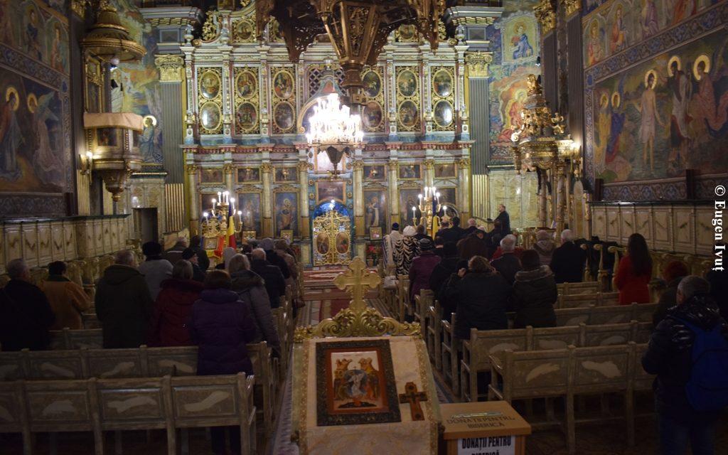 A ŞAPTEA ZI A DECADEI DE RUGĂCIUNE PENTRU UNITATEA CREŞTINILOR