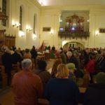 A OPTA ZI A DECADEI DE RUGĂCIUNE PENTRU UNITATEA CREŞTINILOR