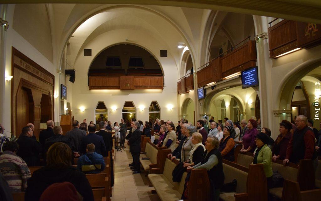 A NOUA ZI A DECADEI DE RUGĂCIUNE PENTRU UNITATEA CREŞTINILOR