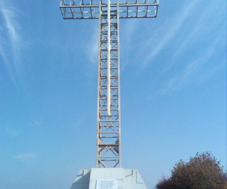 Invitație la Calea Crucii în Duminica Floriilor la Vintere