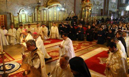Sâmbătă, 1 februarie – Ziua Mondială a Vieții Consacrate la Oradea