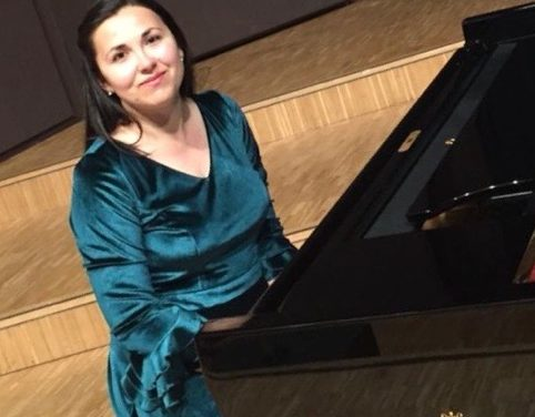 Doamna preoteasă Lavinia Dragoș a susținut teza de doctorat