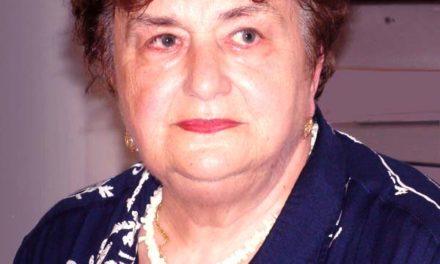 A trecut la Domnul, doamna Teresia Bolchiș Tătaru