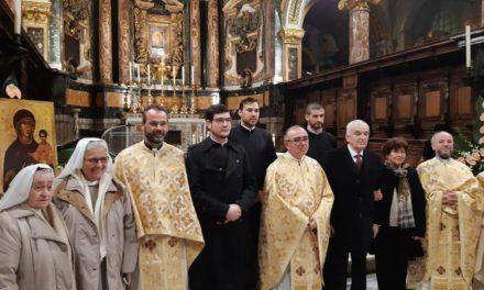 Săptămâna de rugăciune pentru unitatea creștinilor la Roma