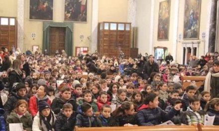 Procesiune și Sfânta Liturghie în cinstea Maicii Domnului la Livorno