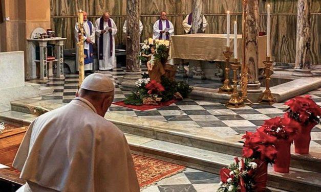 Papa Francisc și-a luat rămas bun de la prietena sa Maria Grazia Mara, profesoară la Institutul Patristic Augustinianum