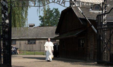 NU indiferenței, DA memoriei: papa Francisc, la Ziua Victimelor Holocaustului