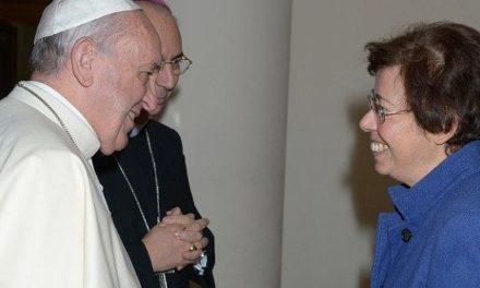 Papa a numit o femeie subsecretar în Secretariatul de Stat