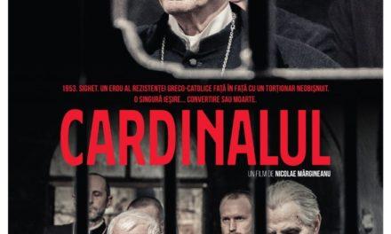 """Filmul """"Cardinalul"""" va fi proiectat în Șimleu Silvaniei în data de 24 Ianuarie"""
