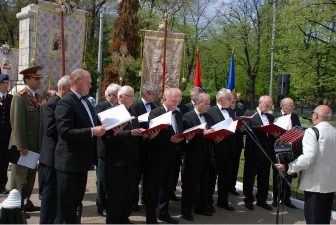 """Corul General """"Traian Moșoiu"""", aplaudat în țară și străinătate – Dăruire și profesionalism"""