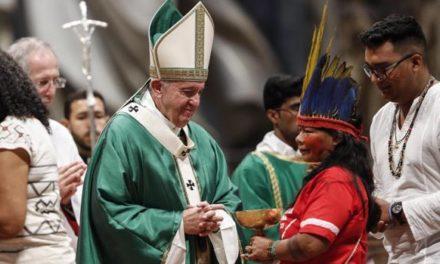 """Exortaţia apostolică post-sinodale """"Querida Amazonia"""""""