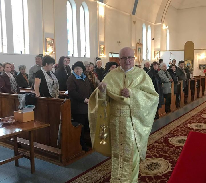 Părintele Gheorghe Vasile Pop