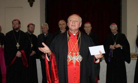 Scrisoarea Preafericirii Sale Lucian Cardinal Mureșan,