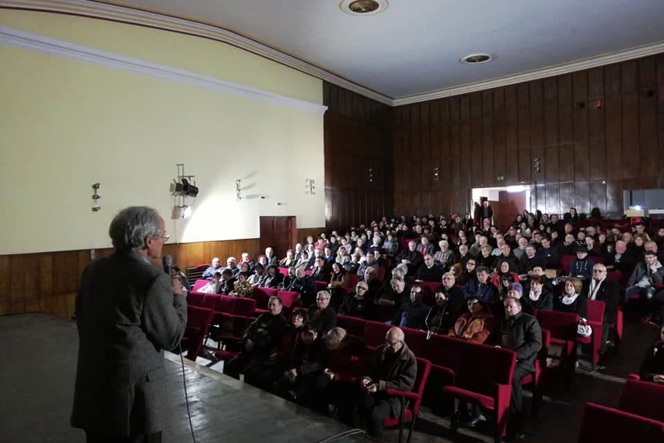 """Filmul """"Cardinalul"""" la Beiuș"""