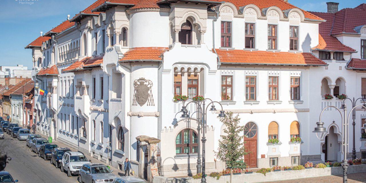 Clădirea Liceului Greco-Catolic Oradea