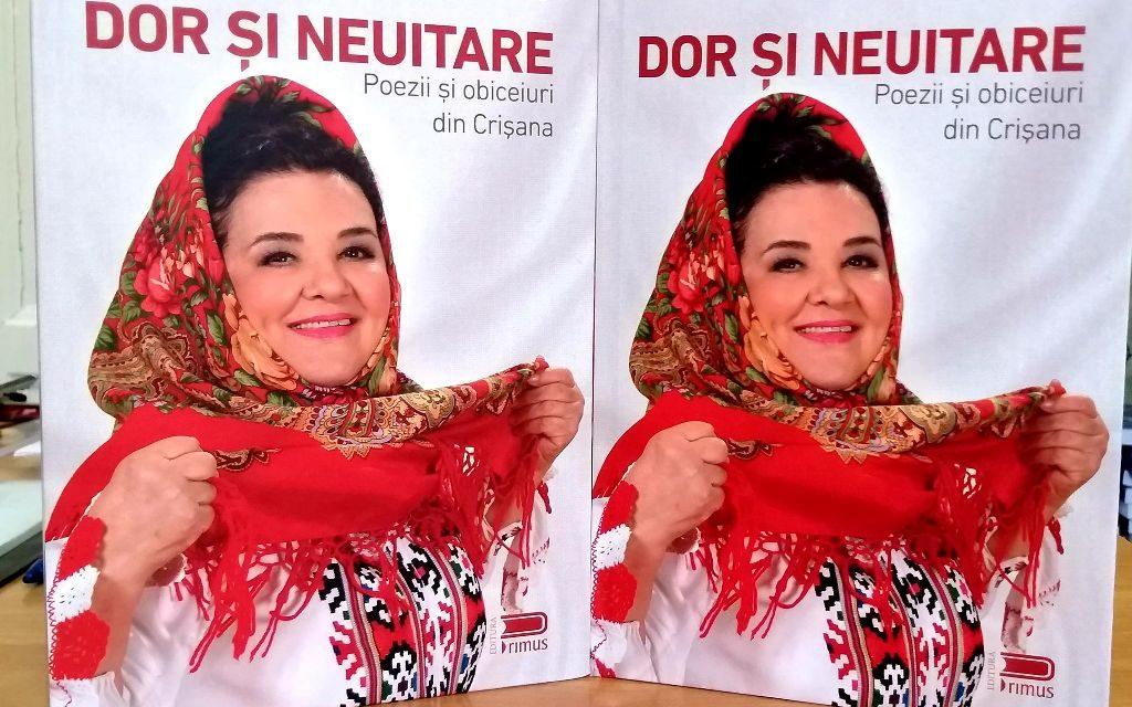 """Apariție editorială: Florica Bradu – """"Dor și neuitare. Poezii și obiceiuri din Crișana"""""""