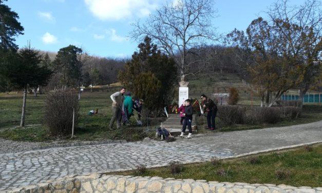 """Început de primăvară la Casa Memorială """"Iuliu Maniu"""""""