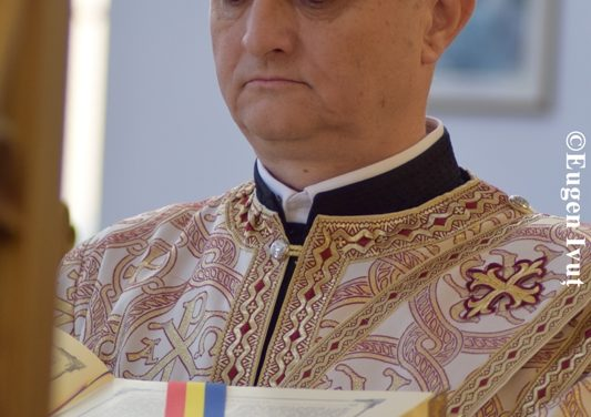 A trecut la Domnul părintele diacon Muste Gheorghe