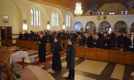 Adunarea Eparhială a Episcopiei Greco-Catolice de Oradea