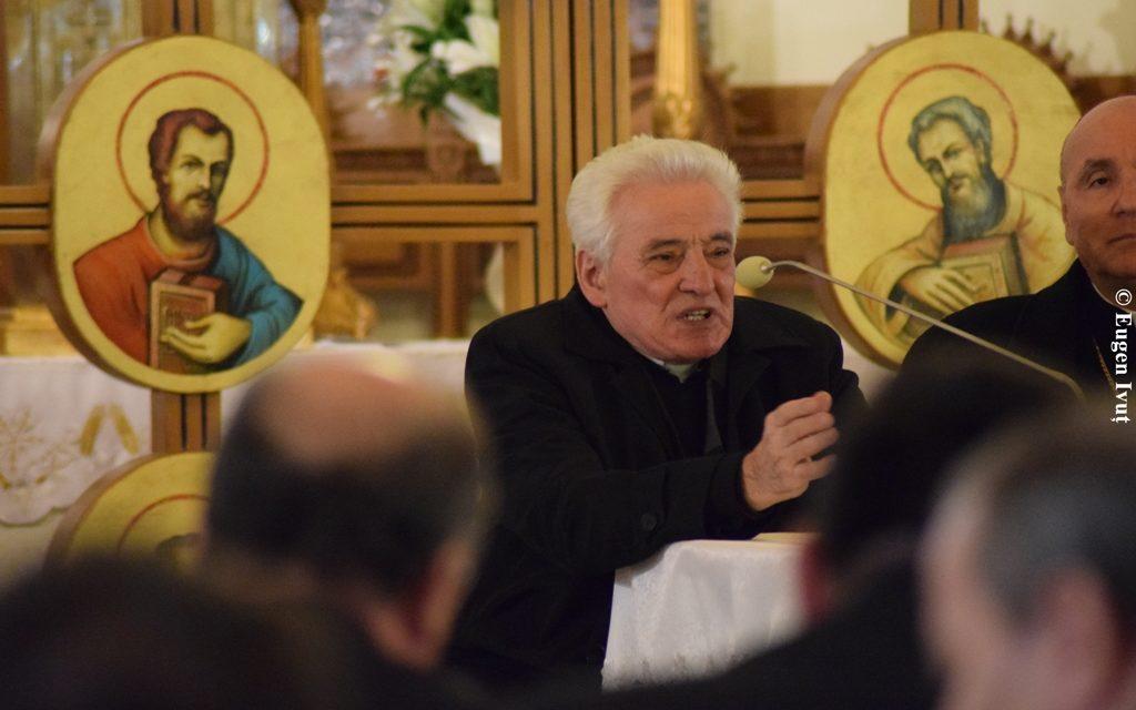Volumul părintelui Vicar Foraneu, Gheorghe Țurcaș