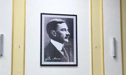 """Oră deschisă de istorie – """"Sfinxul"""" de la Bădăcin"""
