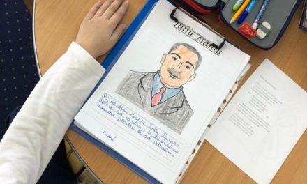 Comemorarea lui Iuliu Maniu, patronul spiritual al școlii noastre
