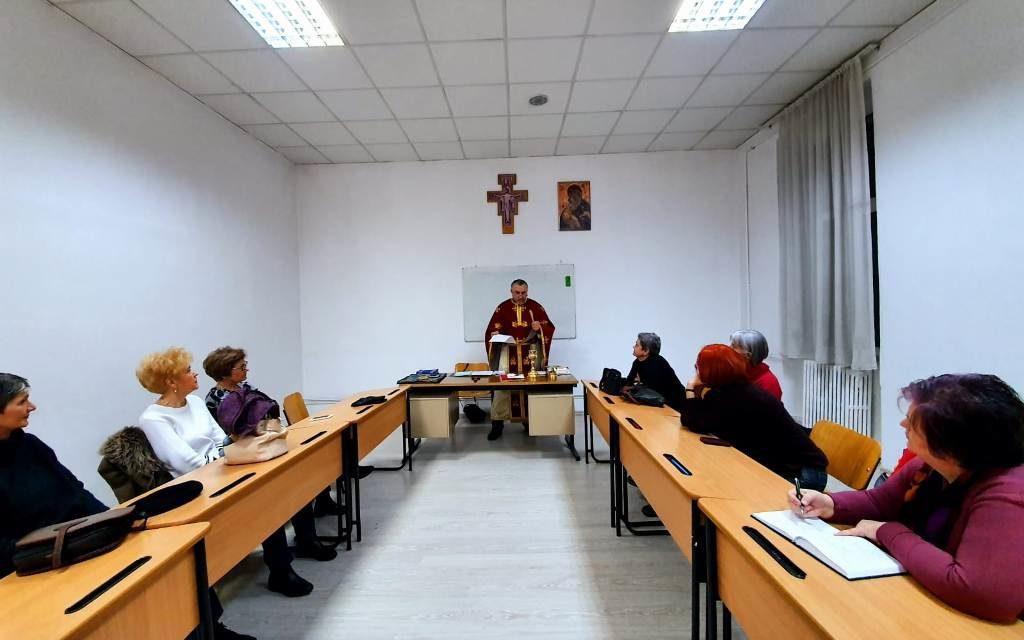 Seară spirituală pentru medicii catolici