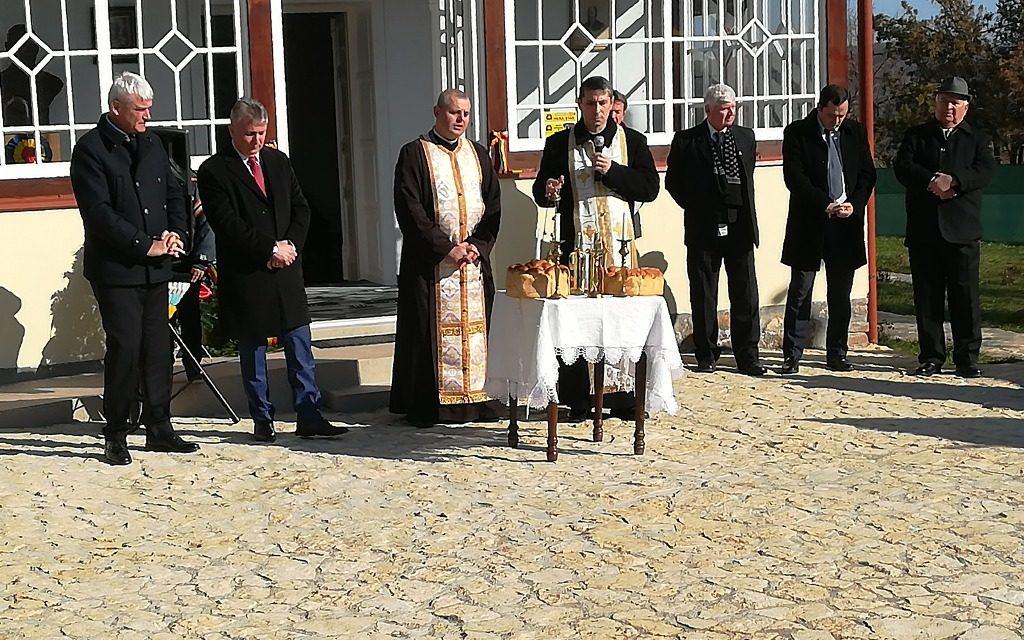 Iuliu Maniu comemorat la Bădăcin